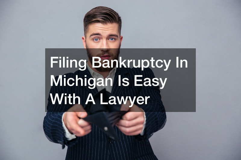 Get help from a bankruptcy lawyer